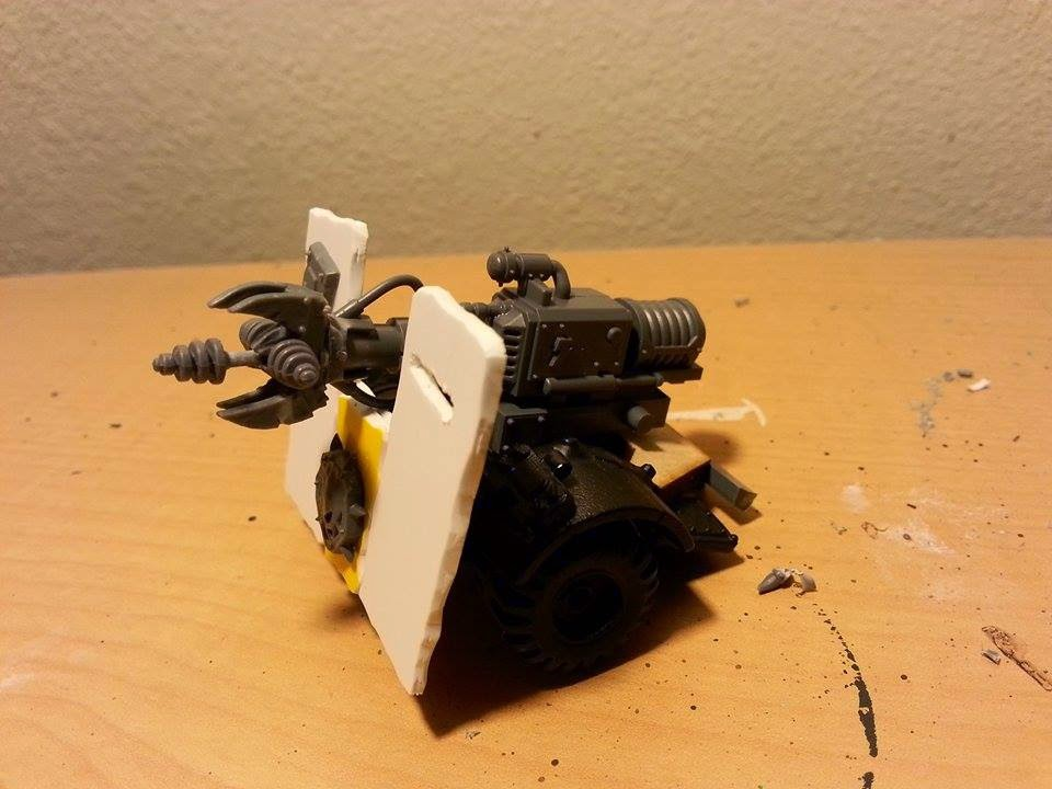 Teacher By Day Wargamer By Night 1 Ork Buggy 2 Mek