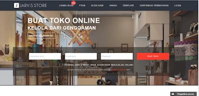 Buat Kamu yang Hobi Online, Yuk Berbisnis Online Gratis Bersama Jarvis Store!