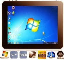 TABLET FSL F888 9.7' WINDOWS 7