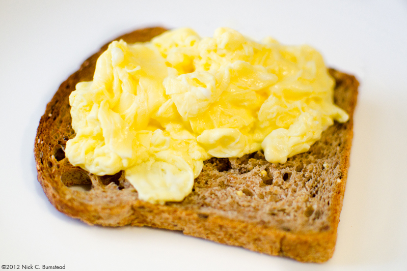 Travel. Eat. Drink. Stuff.: Scrambled Eggs | The New Poached Way