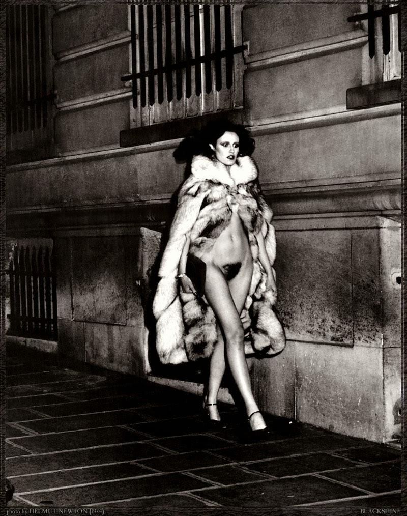 Los 10 fotógrafos de moda más prestigiosos: Helmut Newton