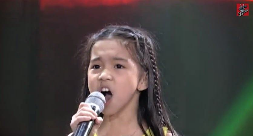 Darlene Vibares The Voice Kids