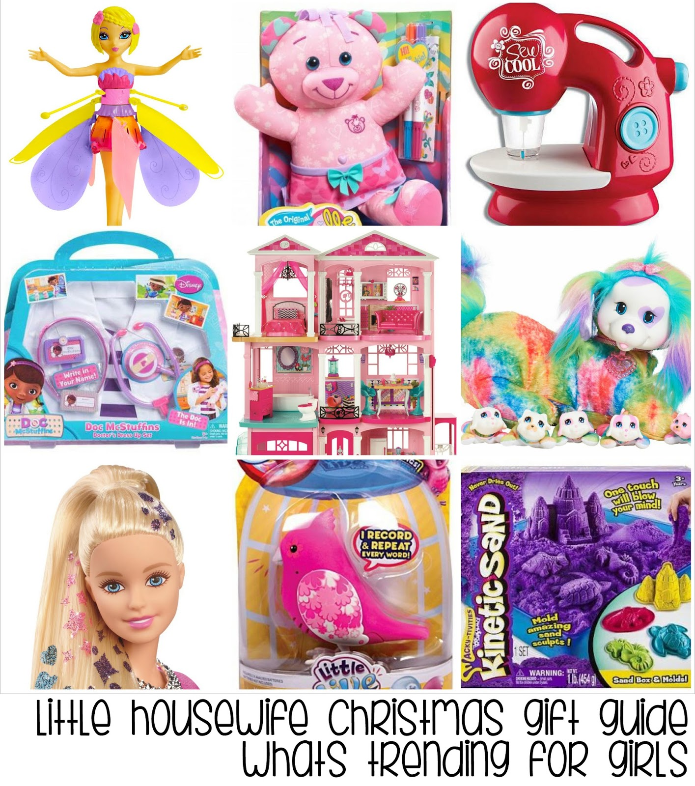Little Housewife Christmas Gift Guide What s Trending for Girls