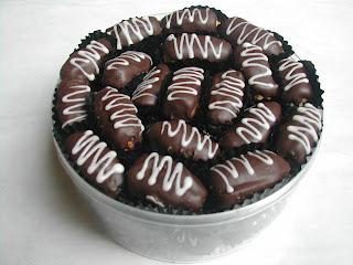 Resep kue kering cookies coklat