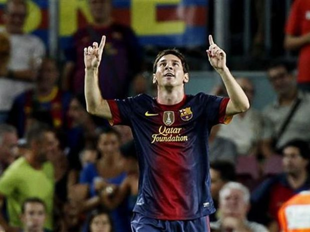 Messi mantiene al Barcelona imparable en Europa