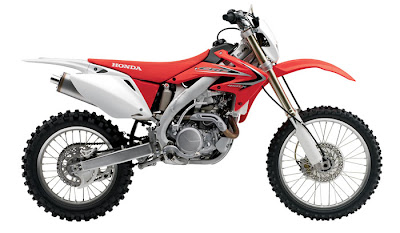 2012 Honda CRF450X Off-Road Picture