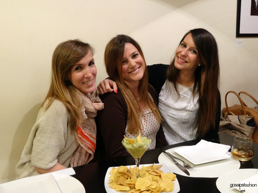 restaurante madrid marujitas kitchen olga gigirey gossipsfashionweek gossip fashion week