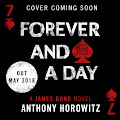 NEWS ALERT: New Bond is FOREVER AND A DAY