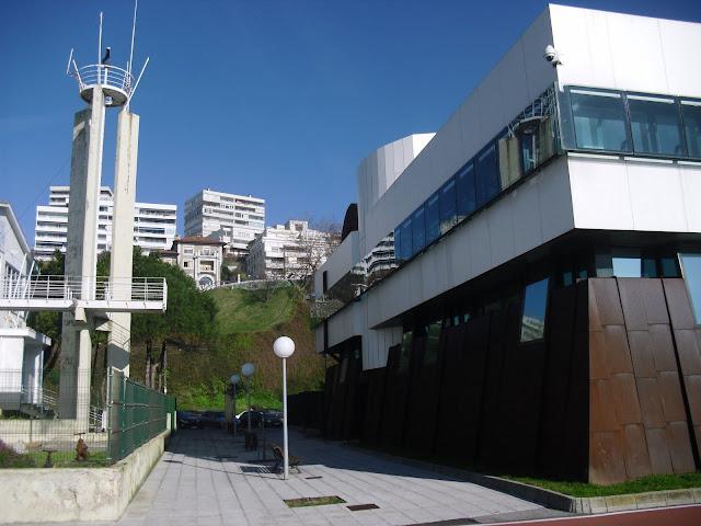 Edificio Museo Maritimo del Cantabrico