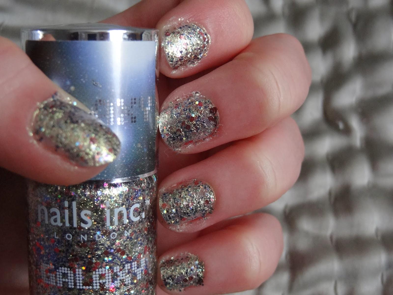 Nails on Sunday: Knightsbridge Road   Charlotte\'s Road