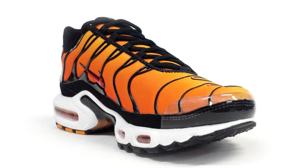 Insane Orange Nike Shoe