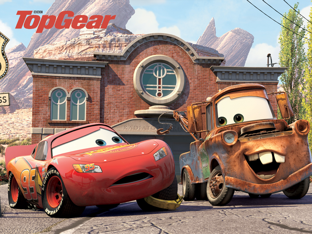 Movie Wallpapers: Cars Wallpapers