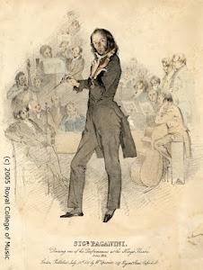 PAGANINI 1831.