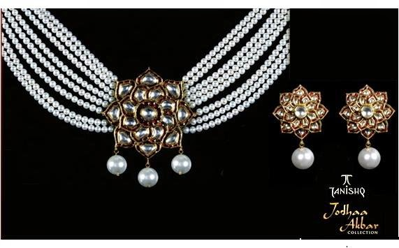 New Tanishq Set Jewell Designs