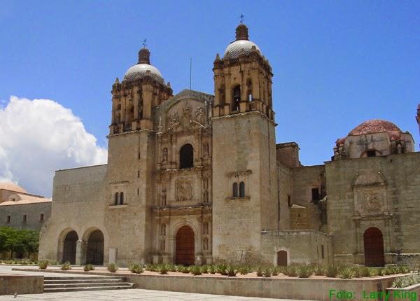 Ex Convento de Santo Domingo, Oaxaca