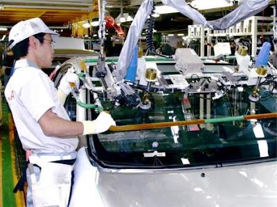 trabalhadores temporários no Japão