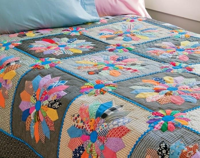 Лоскутное одеяло своими руками с фото пошаговое