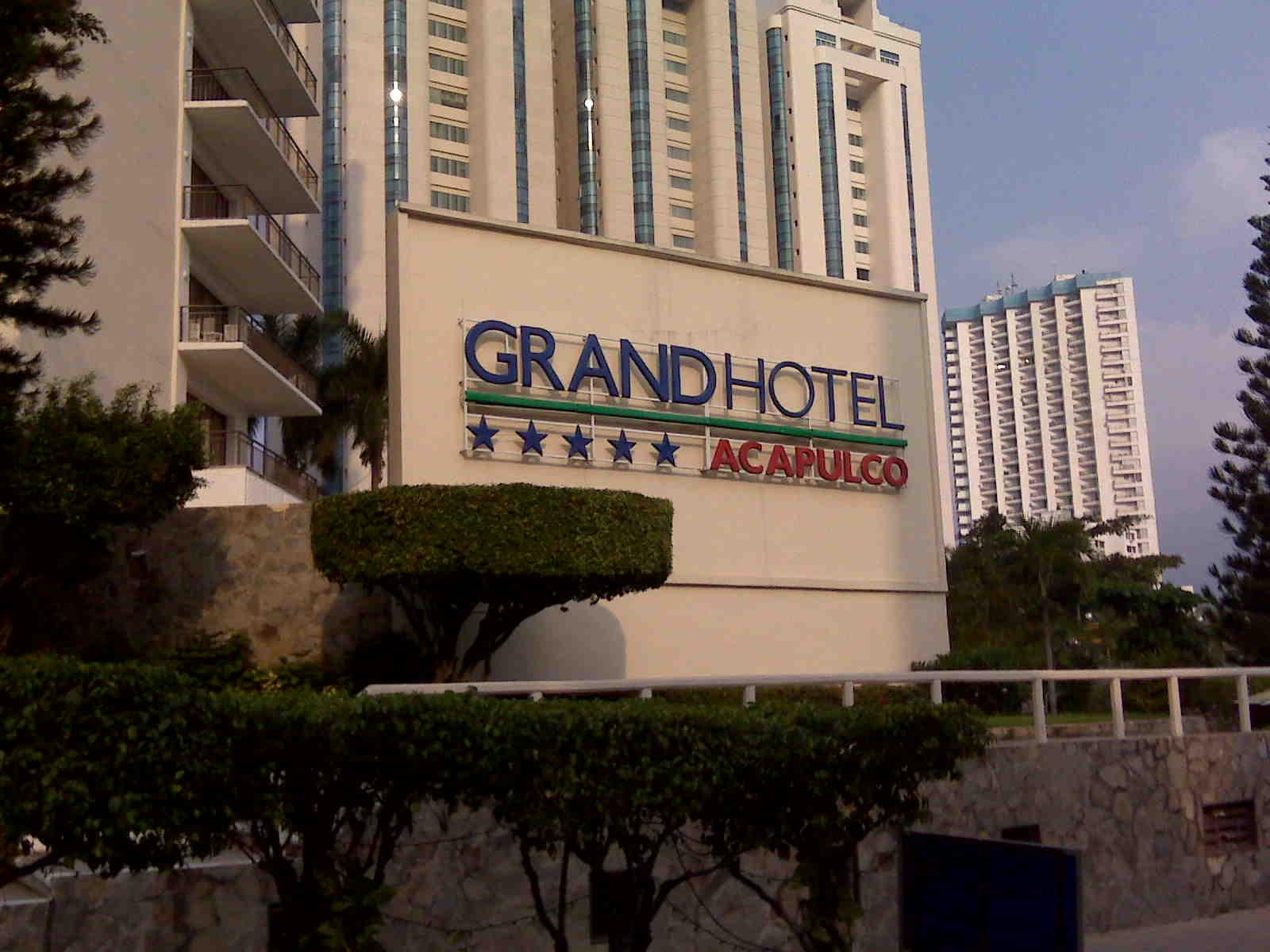 hotel hyat acapulco: