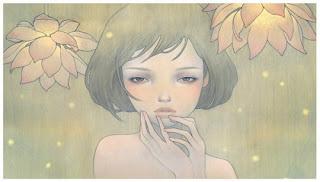 El arte de Audrey Kawasaki.