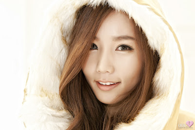 Lee Ji Min Korean Race Queen Model Sweet Beauty