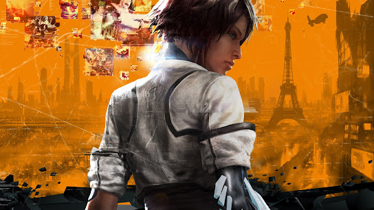 Remember Me video game cover