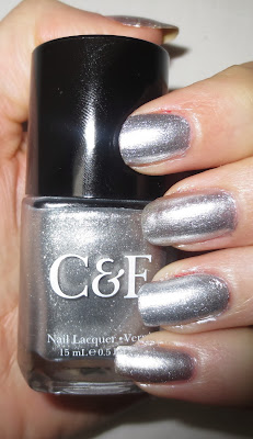 Crabtree & Evelyn Silver Nail Lacquer
