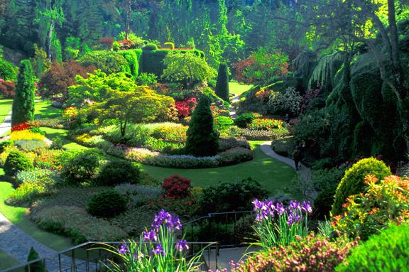 Luxury Hotels Gorgeous Gardens