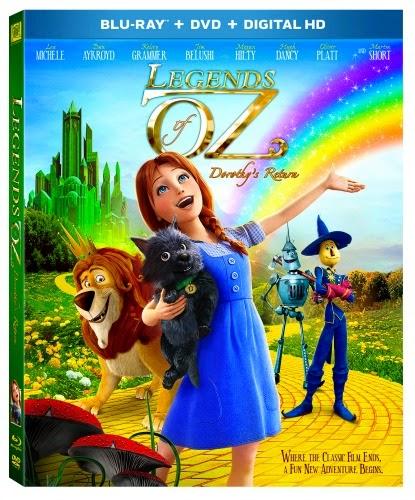 A Lenda de Oz Dublado