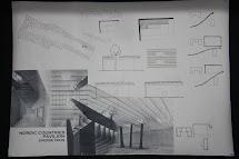 Sverre Fehn Nordic Pavilion Plans