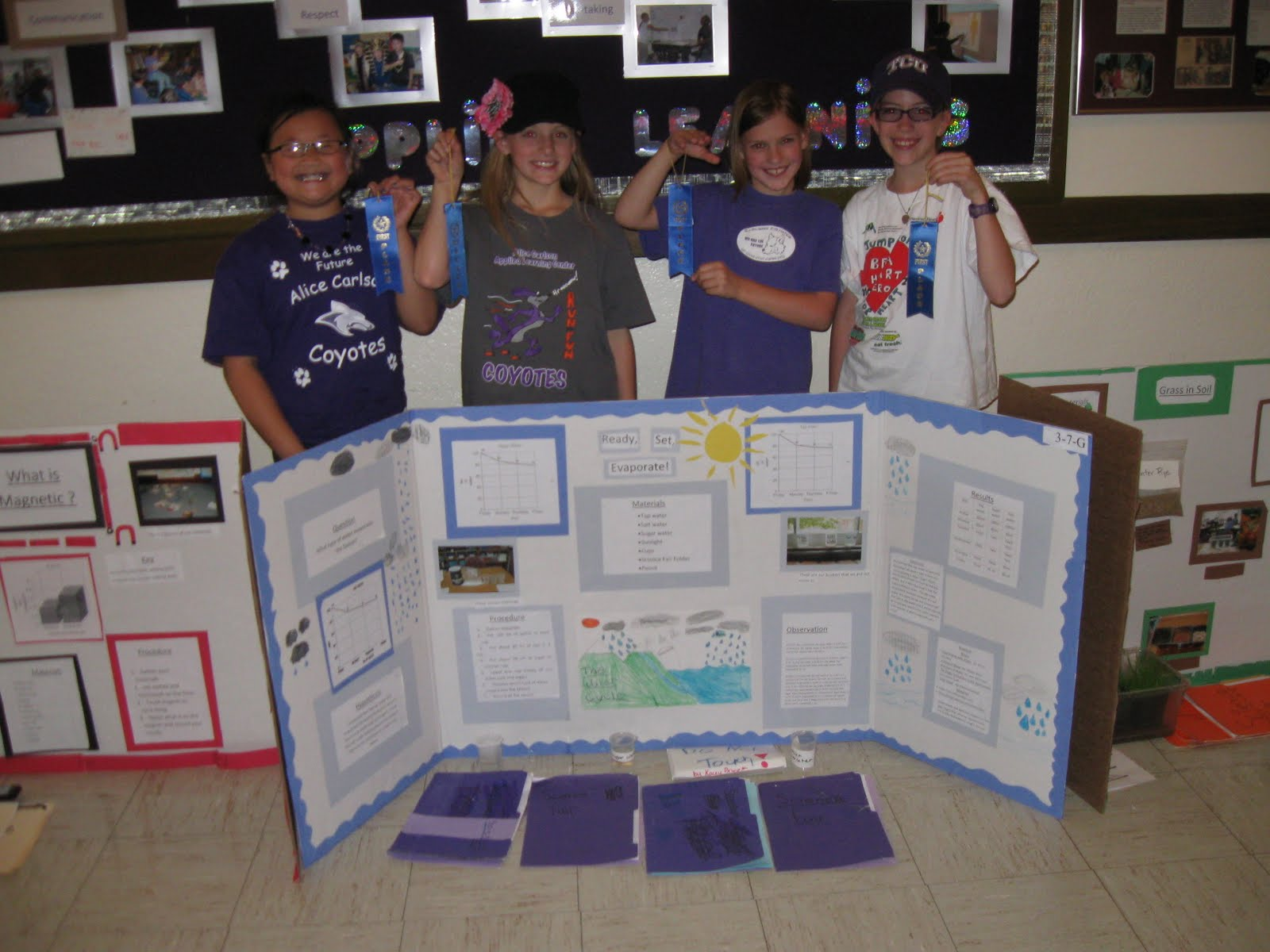 science fair projects for third graders Science fair projects the first key to engaging students in doing real science is to understand the difference between a science steve spangler science.
