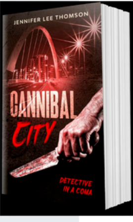 Cannibal City (Detective in a Coma 2)