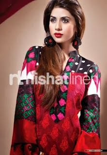 Long Shirts of Nishat Linen