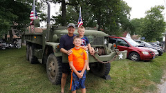 4th of July and a Really Cool Army Truck!