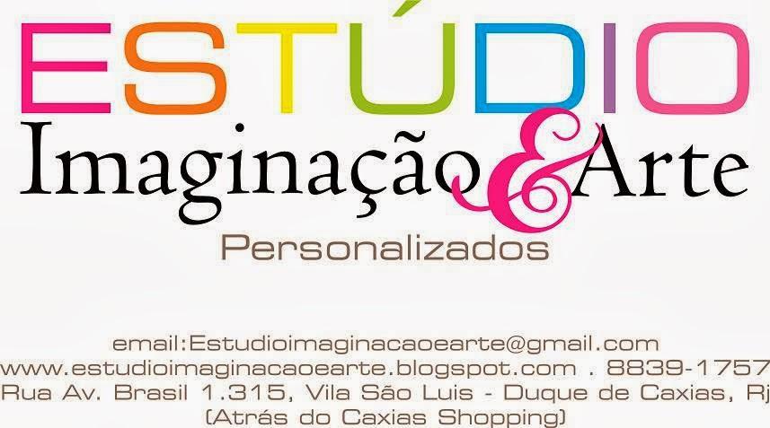 Estúdio Imaginação e Arte!