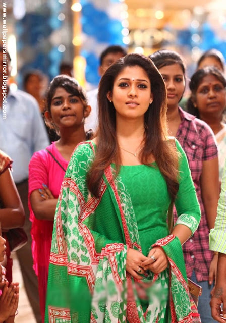 Nayantara latest photos in Seenugadi Love Story movie
