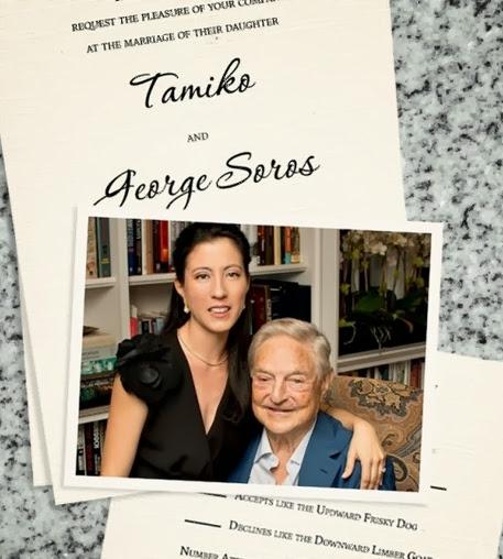 ΔΕΙΤΕ: Η κατά 41 χρόνια μικρότερή γυναίκα του 83 πολυεκατομμυριούχος George Soros