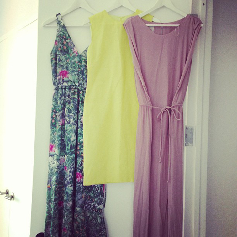 Summer Dresses H&M Bally Acne