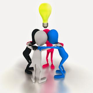 Centro de ideas de negocios