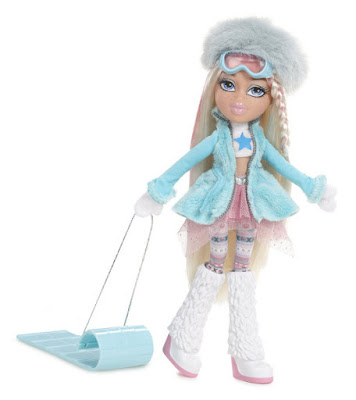 TOYS : JUGUETES - BRATZ : #Snowkissed  Cloe | Muñeca - Doll Producto Oficial 2015 | MGA 538226 | A partir de 5 años Comprar Amazon España & buy Amazon USA