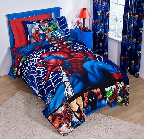 Des Chambres 224 Coucher Pour Petit Enfant Spider Man B 233 B 233