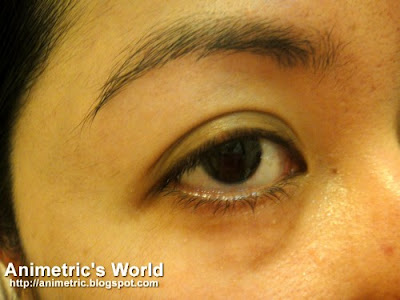 Before using Strivectin-SD Eye Concentrate for Wrinkles