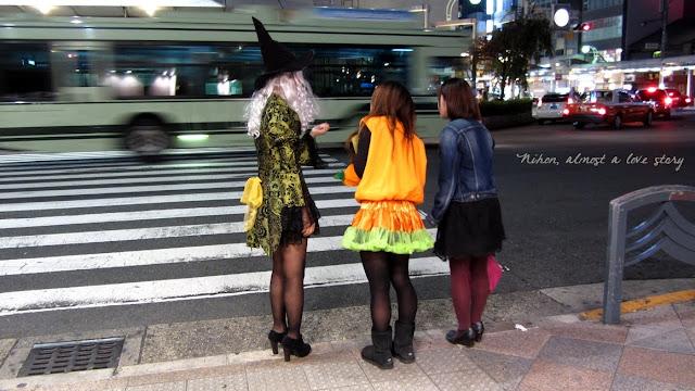 Halloween in Shijo