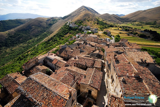 جبال أبروز