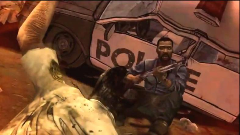 Solis64 The Walking Dead Game Episode I A New Day