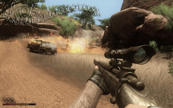 FarCry 2 Repack PC Game Download