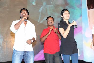 Nithin Gunde Jaari Gallanthayyinde Audio Launch Event Photos