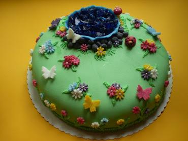 Tavaszi Eszterházy-torta