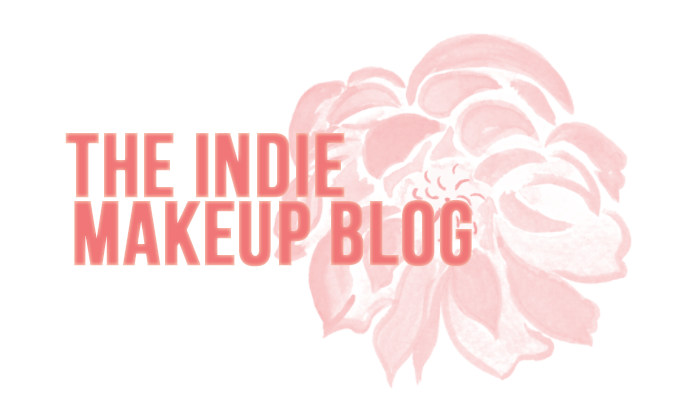 The Indie Makeup Blog