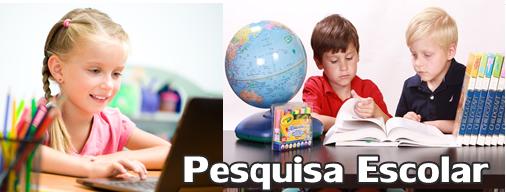"""""""Pesquisa Escolar"""""""