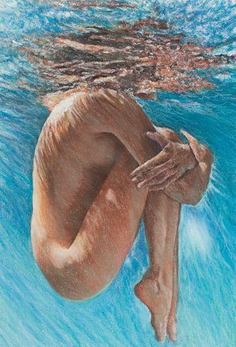 Nonsense! swimming naked photo